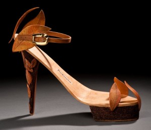 Appalachian Saturday Night custom shoe